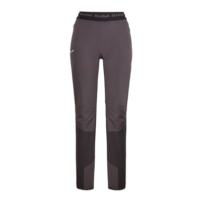 SALEWA - AGNER LIGHT - Pants - Women's -black out