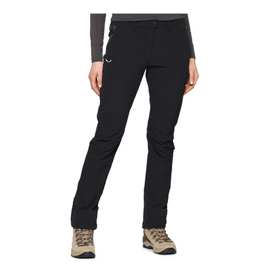 SALEWA - PUEZ TERMINAL 2 LONG - Pantalon Femme black out