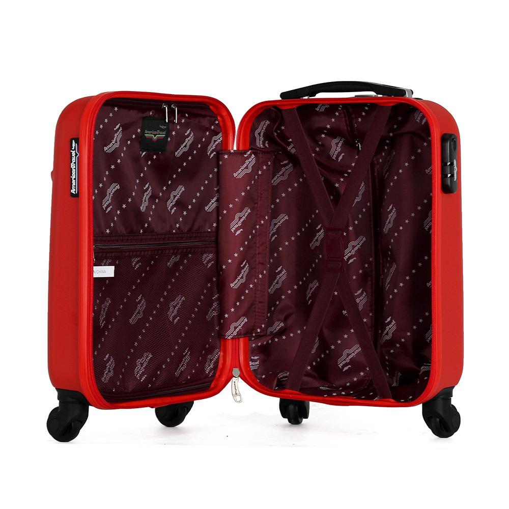 regimiento Centralizar Extracción  Maletas de viaje American Travel QUEENS-E 31L - Maleta de cabina red -  Private Sport Shop
