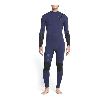 ADVANTAGE MAX - Combinaison 3/3mm Homme navy
