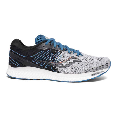 SAUCONY - FREEDOM 3 - Chaussures running Homme grey/blue