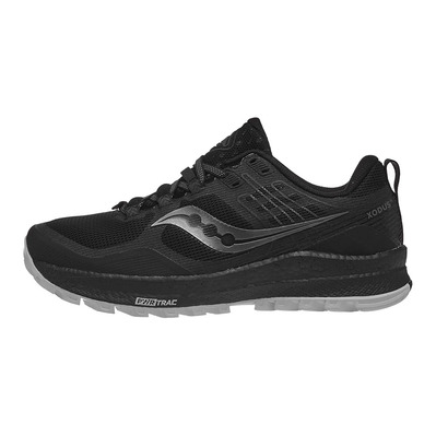 SAUCONY - XODUS 10 - Chaussures trail Homme black
