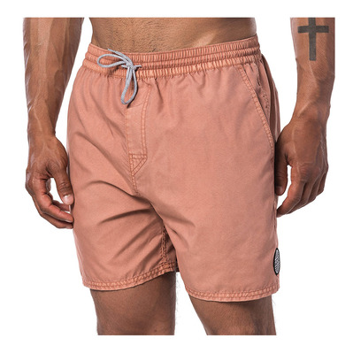 RIP CURL - EASY LIVING 16'' VOLLEY Homme TERRACOTTA