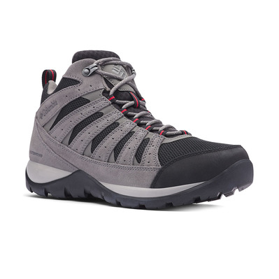 COLUMBIA - REDMOND V2 MID WP Homme Black, Rocket