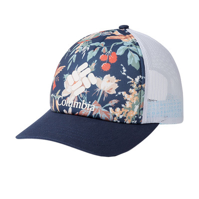 COLUMBIA - COLUMBIA MESH II - Casquette Femme nocturnal floral/nocturnal/white/logo