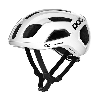 POC - VENTRAL AIR SPIN - Casco strada hydrogen white raceday