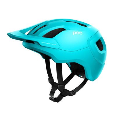 POC - AXION SPIN - Casco de ciclismo kalkopyrit blue matt