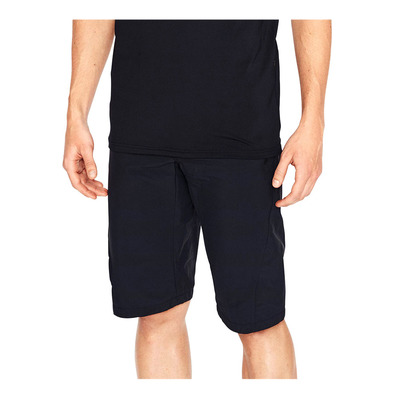 POC - ESSENTIAL - Short Homme uranium black