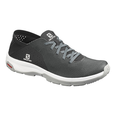SALOMON - TECH LITE - Zapatillas de senderismo hombre quiet shade/black/alloy