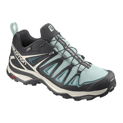 SALOMON - Shoes X ULTRA 3 GTX W Icy Morn/Meadowbro Femme Icy Morn/Meadowbro