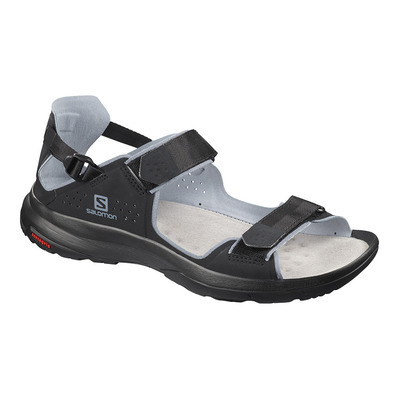SALOMON - Shoes TECH SANDAL FEEL Black/FLINT/Bk Homme Black/FLINT/Bk