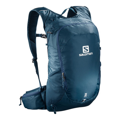 SALOMON - TRAILBLAZER 20L - Sac à dos poseidon/ebony