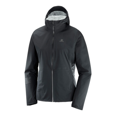 SALOMON - Jacket LIGHTNING WP JKT W Black Femme BLACK