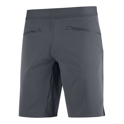 SALOMON - WAYFARER PULL ON SHORT M Ebony Homme EBONY