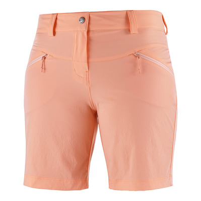 SALOMON - WAYFARER LT SHORT W PAPAYA Femme PAPAYA