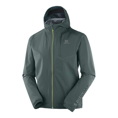 SALOMON - BONATTI PRO WP JKT M GREEN GABLES Homme GREEN GABLES