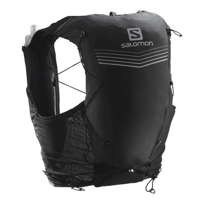 SALOMON - ADV SKIN 12 SET 12L - Sac d'hydratation Homme black