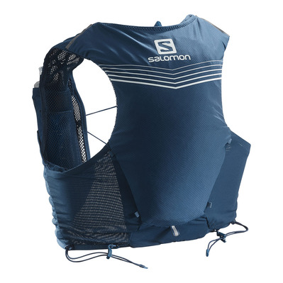 SALOMON - ADV SKIN 5 SET 5L - Gilet d'hydratation Homme poseidon/night sky