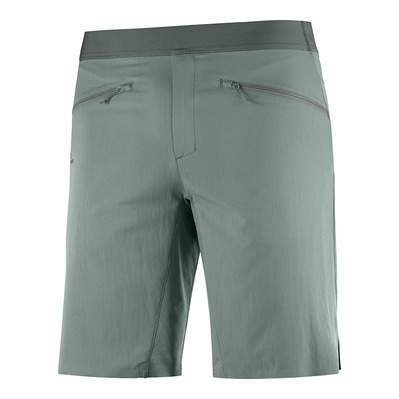 SALOMON - WAYFARER PULL ON SHORT M Balsam Green Homme BALSAM GREEN