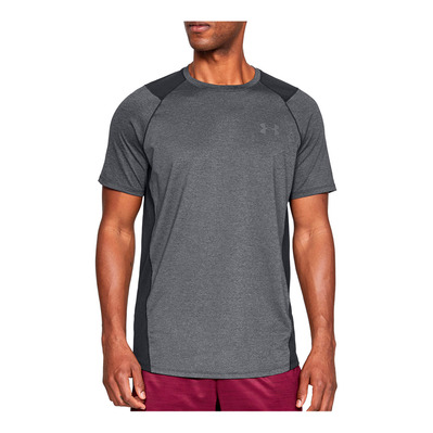 UNDER ARMOUR - MK-1 - T-shirt Uomo black/graphite