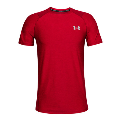UNDER ARMOUR - MK-1 - Maillot Homme cordova/halo gray