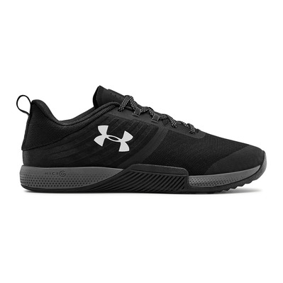 UNDER ARMOUR - TRIBASE THRIVE - Scarpe da training Uomo black/pitch gray/halo gray