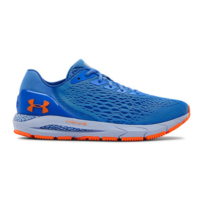 UNDER ARMOUR - HOVR SONIC 3 - Chaussures running Homme water/spackle blue/orange spark