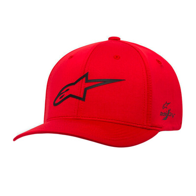 AGELESS SONIC TECH - Casquette Homme red/black