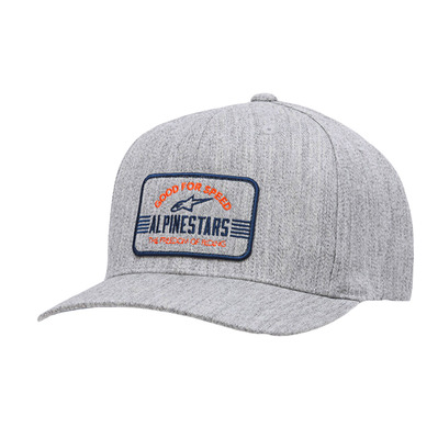BARS - Casquette Homme grey heather