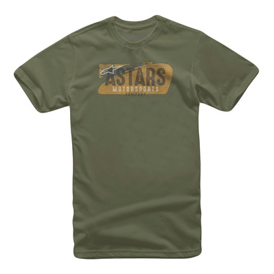 FULL - Tee-shirt Homme military green