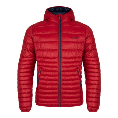 JEFRY - Anorak hombre red