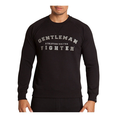 Gentleman Fighter AUTENTICO - Sweat Homme noir