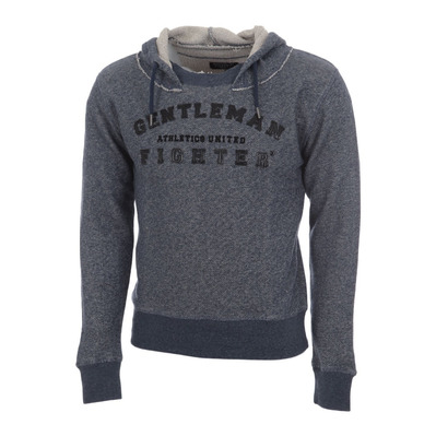 Gentleman Fighter VISCONTI - Sweat Homme bleu denim