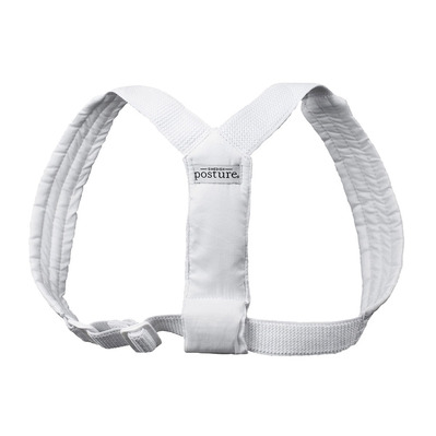 POSTURE KIDS - Harnais de maintien dos Junior white