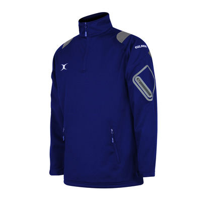 BLITZ SOFTSHELL - Coupe-vent Junior navy