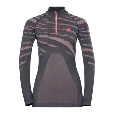 PERFORMANCE BLACKCOMB TURTLE - Sous-couche Femme odyssey gray/mesarose