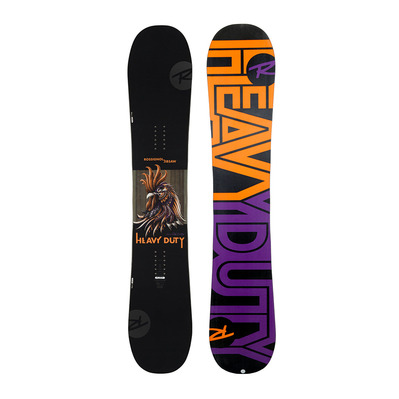 JIBSAW HEAVY DUTY - Snowboard all mountain/freestyle orange/violet