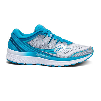 GUIDE ISO 2 - Zapatillas de running mujer blue/white/grey