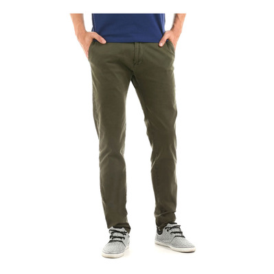 SUNSETROAD - Pantalon Homme jungle green