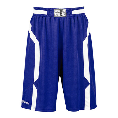 OFFENSE - Short hombre royal/white