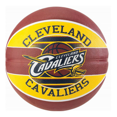 NBA TEAM CLEVELAND CAVS - Balón multicolor