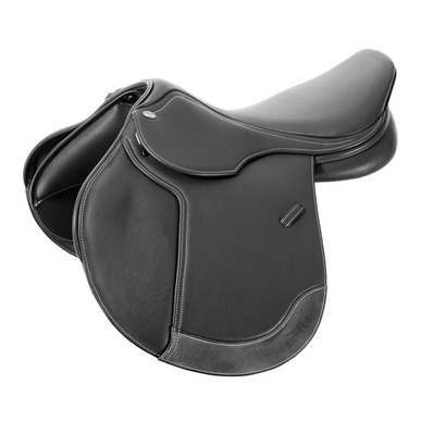 LETEK PLUS CLOSE CONTACT D. - Selle d'obstacle black