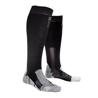 ARMY LONG - Calcetines black