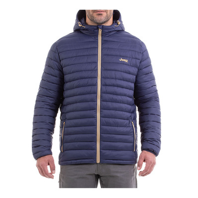 Outfitter O101580 - Anorak hombre navy/antique moss