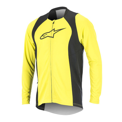 DROP 2 - Maillot Homme acid yellow/black