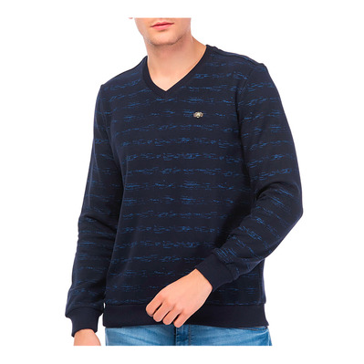 6050 - Pull Homme navy blue