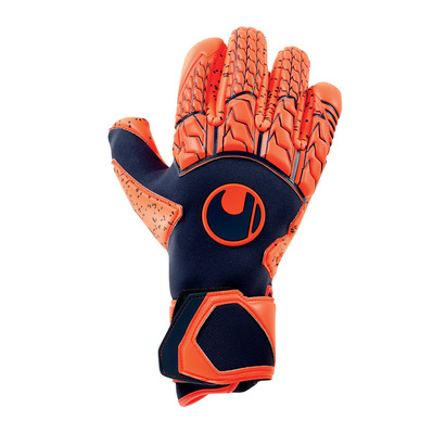 NEXT LEVEL SUPERGRIP FINGER SURROUND - Gants gardien navy/fluo red