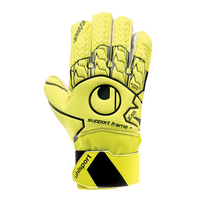 SOFT SF+ - Gants gardien fluo yellow/black