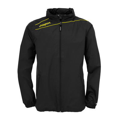 STREAM 3.0 - Coupe-vent Homme black/yellow