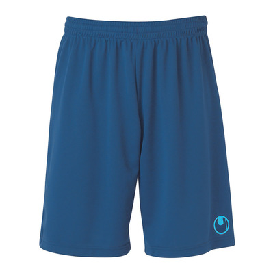 CENTER II - Short Homme Homme marine blue/turquoise